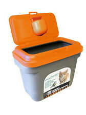 Alimenti per animali da compagnia alimentazione animale STORAGE CONTENITORE CESTINO cane gatto cavallo