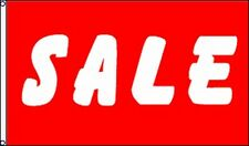 Sale Flag 3x5 ft Business Advertising Sign Banner Store Shop Red with Grommets