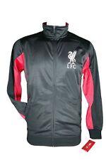 Liverpool Official License Soccer Track Jacket Adult 001 -L