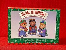 Three Wee Kings 3-Piece Set