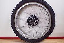 1974 Husqvarna WR250 WR 250 front wheel rim hub