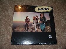 GUARDIAN First Watch '89 HAIR metal LP ORIGINAL 1st US press UNPLAYED SEALED !!!