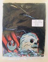 Funko Pop Tees! Star Wars REY and FRIENDS The Last Jedi MEDIUM Shirt New👍
