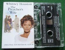 Whitney Houston Soundtracks & Musicals Cassettes