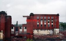 PHOTO  2008 LAST RITES FOR THE UNITY RING MILL HEYWOOD THE BUILDING SHOWN IS THE
