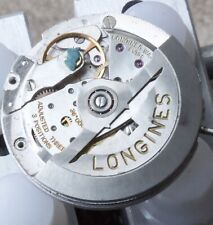 Vintage Longines 1960s automatic date watch movement Longines 431 or 6652 ?