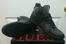 Guess Trippy 3 Leather/Textile Sneaker Shoe - Size 10.5