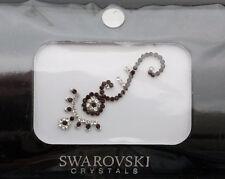 Bindi bijoux de peau mariage front strass cristal Swarovski rubis INHB  3603