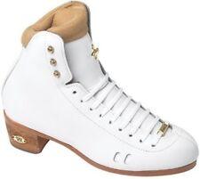 Riedell Ice Figure Skates model 2010 Size 4 width B/A Olympic Sports Canada Fun