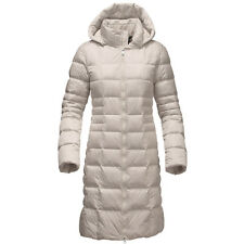 NEW The North Face Women's Metropolis II Down Parka Dove Grey Large