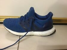 Kids blue caged adidas ultraboost 3.0 US 6 with box, good condition
