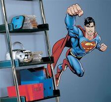 Roommates RMK1156GM Superman día de perdición. gigante pared adhesivo cáscara y palillo.
