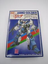 Genesis Climber Mospeada 1/72 Legioss AFC-01H Eta Soldier Model Kit IMAI Japan