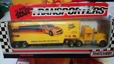 Matchbox Super Star Transporters Morgan McClure  Limited Edition (9956)