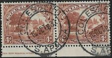 South Africa Postage 1927 4d SG35b