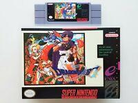 Dragon Quest 5 V - (Game / Case) SNES Super Nintendo (English Fan Translated)
