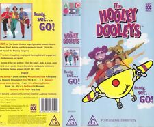 THE HOOLEY DOOLEYS READY ST GO  VHS PAL VIDEO~ A RARE FIND