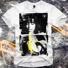 Und Pin Up Herren-T-Shirts aus Mischgewebe mit Motiv