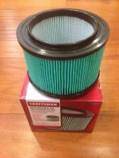 Craftsman 9-16950 Filter Fits 3/4 gallon vacs HEPA material replacement filter
