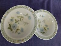 Noritake Angel D'Amour DESSERT BOWLs SET of TWO (2) have more items to set