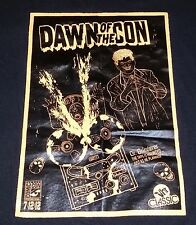 Pre-Owned 2012 Comic Con Dawn of the Con Rob Zombie Men's Large Shirt