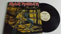 IRON MAIDEN PIECE OF MIND IRISH PRESS 1983 GATEFOLD EMA800