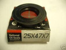 Federal Mogul National Oil Seals Part# 25X47X7