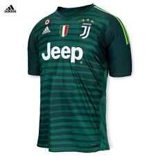 Juventus Maglia Buffon Gara Portiere 2018/19 Patch Scudetto Coppa Italia Uomo