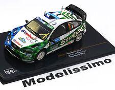1:43 Ixo Ford Focus WRC #7, Rally Sweden Galli/Bernacchini 2008