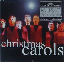 CHRISTMAS CAROLS CD EX Trinity College  Choir  Cambridge Conifer 96 Sunday Times