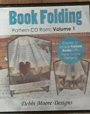 Debbi Moore Book Folding Pattern Vol. 1 Cd Rom
