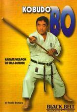 Fumio Demura: Kobudo Bo - Karate Weapon of Self-Defense (2009, DVD NU (REGION 0)