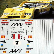 Porsche 917-10 AAW INTERSERIE Hockenheim, Allemagne 1973 L.Kinnunen 1:24