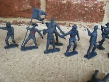 Little Big Horn Battle Set 7th Cavalry Indians 1/32 54MM Sioux Toy Soldiers