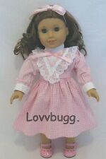 "Pink Victorian Dress Rebecca Doll Clothes for 18"" American Girl Wow Selection!"