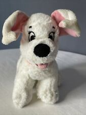 Disney Store 101 Dalmatians Penny Puppy Dog Plush Stuffed Animal Pink Collar