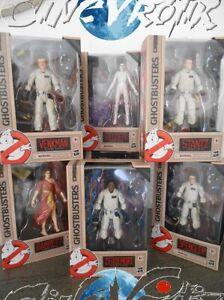 SOS Fantômes Serie Plasma 6 figurines + Vinz Hasbro Ghostbusters figures lot