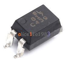 - F DIP-4 compatible PC817 Isolateur D C A B Straight plug optocouple EL817