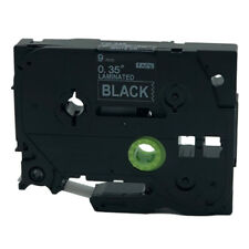 Compatible for Brother P-Touch Laminated TZe-325 Tze Tz Label Tape Cartridge 9mm