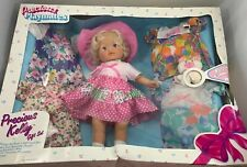 Vintage Unimax 1995 Precious Kelly Gift Set Baby Doll Playmates Outfits Lot Nos