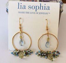 Lia Sophia SUBLIME Earrings NWT