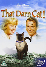 Hayley Mills, Dean Jones-That Darn Cat! (UK IMPORT) DVD [REGION 2] NEW