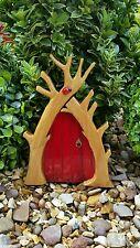 Pine Fairy Door Elf Door perfect for the garden 01
