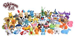 "Pokemon Plush doll ""Hoenn Region(No.252-386)"" limited Pokemon center"
