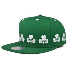 Boston Celtics 1959-1966 NBA CHAMPIONS Snapback Mitchell & Ness NBA Hat