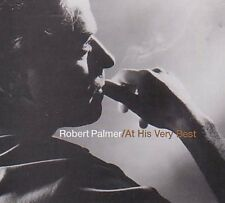 ROBERT PALMER AT HIS VERY BEST CD NEW