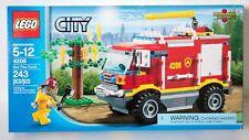 LEGO City 4X4 Brush Fire Truck 4208