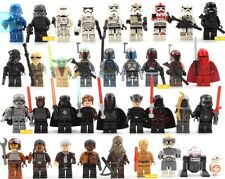 Mini Figure NEW UK Seller Fits Lego Starwars Star Wars