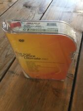 Microsoft Office Ultimate 2007,  Deutsch,Vollversion mit MwSt Rechnung