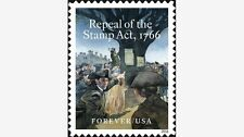 2016 47c Repeal of the Stamp Act, 1766, British Taxatio Scott 5064 Mint F/VF NH